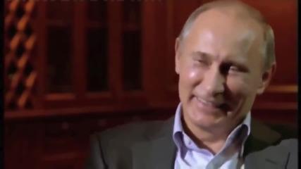 Сащ заплашва Русия,отговорът на Русия 2!