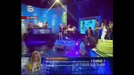 Music Idol - Пламена, Деница И Нора