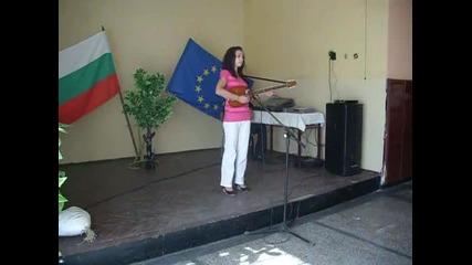 Васи Илиева - Сму Панайот Пипков гр. Плевен - Независимостта на България - с. Рибен 22.09.2010 год.