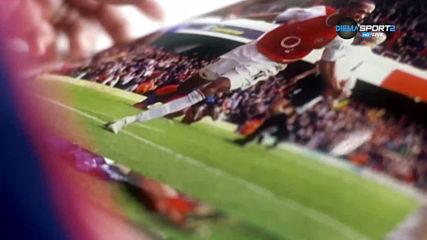 Да си припомним един от великите голмайстори на Висшата лига - Тиери Анри