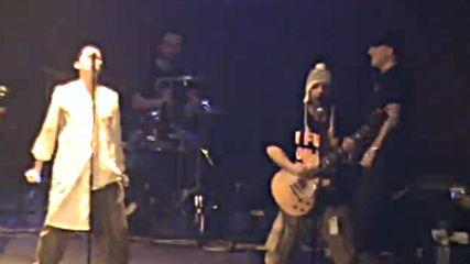 Svetlio & The Legends - Obicham Homoseksa (kokosha Glava Cover - Live @ Arena Music Varna - 2012)
