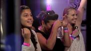 Прекрасно изпълнение в X Factor U S A ! Danie Geimer - House of the Rising Sun