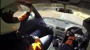 Violent high-speed Drifting