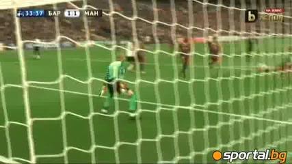 Барселона - Ман Юнайтед 3:1-final