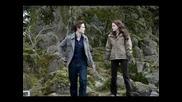 Twilight - Edward Cullen And Bella Swan