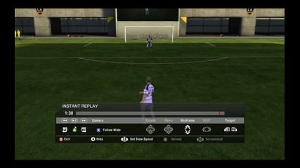Fifa 11 - Страхотен гол
