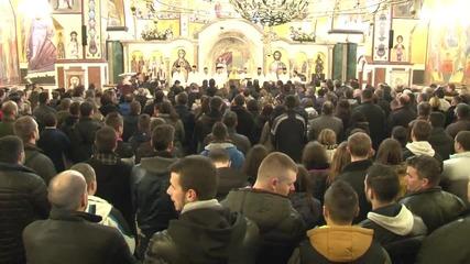 Montenegro: 1000s take part in Orthodox New Year celebrations in Podgorica