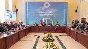 Kazakhstan: Caspian Five FMs meet to discuss Caspian Sea's legal status