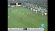 """""""Фенербахче"""" победи """"Бенфика"""" с минималното 1:0"""