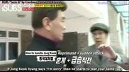 [ Eng Subs ] Running Man - Ep. 90 (with Lee Deok-hwa, Park Jun-gyu and Sang-myun) - 2/2