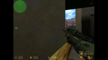 Counter - Strike - Страшен Headshot