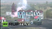 Germany: Dutch and German troops hold joint military drills