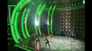 sytycd (season 7) - Ashley, Robert, Adechike, Courtney & Neil - Jazz