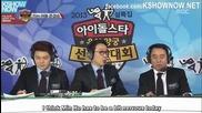 [engsub] Idol Star Olympics 2013 part2