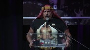 The Iron Sheik takes the podium: Wwe Legends' House, June 5, 2014