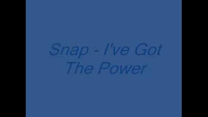 Snap - I've Got The Power Lyrics