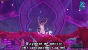 Саная танцува на 6th Boroplus Gold Awards 2013 + бг превод