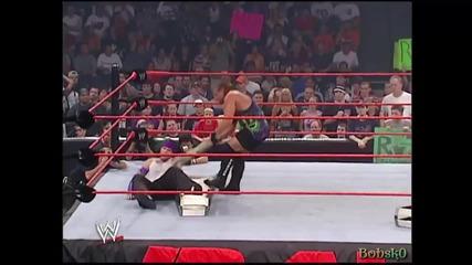 Първична сила - Джеф Харди vs Роб Ван Дам - 2006