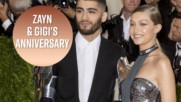 Gigi and Zayn's two-year love story