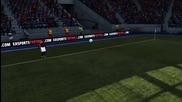 Fifa 12- моята голова компилация част 1