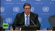 UN: Gitmo must be closed to normalise Cuba-US relations - Cuban FM