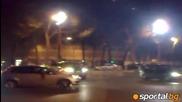 Росонери взривиха Милано !