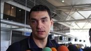 Капитанът Николов: Надявам се на 18 септември да играем финал на Европейското