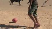 football skills - откачалки показват футболни умения