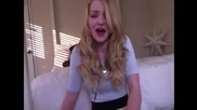 'let Me Be Your Star' cover by Dove Cameron