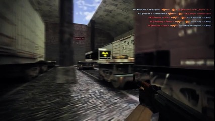 Xperia Play 2011: face vs Rg-esports ( Counter - Strike 1.6 )