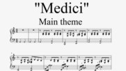"""""""Medici: Masters of Florence"""" - Main Theme OST (Piano Cover)"""