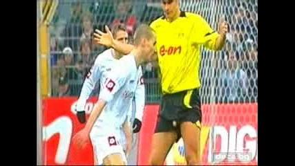 много смешна ситуация във футбола