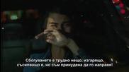 Kara Para Ask - 54 епизод - Прощалното писмо на Елиф - bg sub