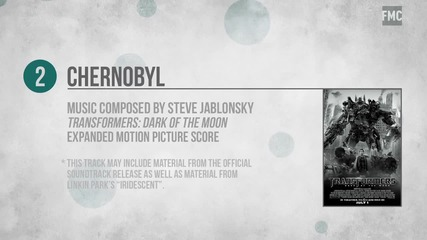 """Музиката на Стийв Джаблонски към """" Трансформърс: Тъмната страна на Луната """""""