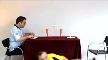 Ето как се хранят футболните звезди
