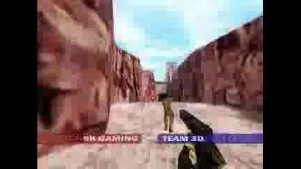 Counter Strike SK Gaming част 1