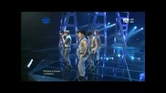 Beast - Fiction ( Mnet M! Countdown 02-06-2011 )