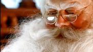 Весела Коледа със Кока - кола (кристална картина)