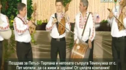 Янка Атмаджова ансамбъл Пазарджик - Яна овчар либила