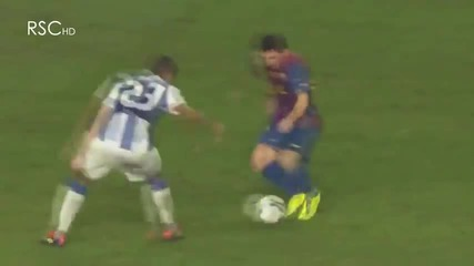 Lionel Messi - The Best Individual Player _
