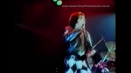 Queen - Keep Yourself Alive ( Live in Munich 1978)