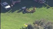 Актьорът Харисън Форд претърпя самолетна катастрофа