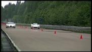 Великата Битка !!! Bugatti Veyron vs Koenigsegg Ccxr