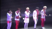 Бг.превод! Shinee - I'm With You- Japanеse Version Live