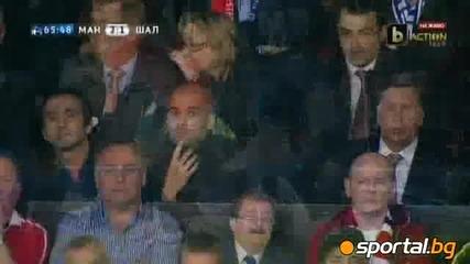 Манчестър Юнайтед 4:1 Шалке 04