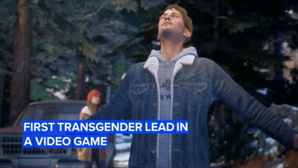 The gaming industry has finally gotten its first transgender lead character