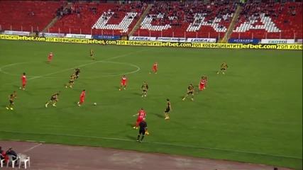 ЦСКА - Ботев Пловдив 0:0 /Първо полувреме/
