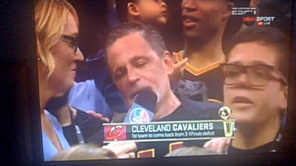 Cleveland Cavaliers Win !!!!