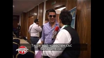Желко Йоксимович - Обичам България