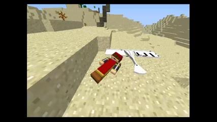 Minecraft Tropiccraft - еп.1 : първо ебаването :d